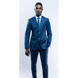 Beaucresso Navy Blue Suit