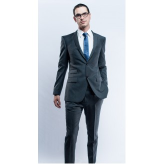Chantil Charcoal Grey Suit