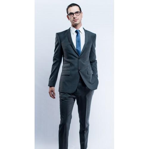 Chantil Charcoal Grey Suit
