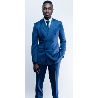 Menaro Royal Blue Suit