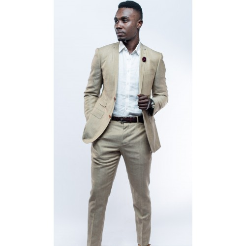 Thory Mara Brown Suit