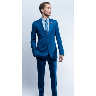 Trianon Tanzanite Blue Suit