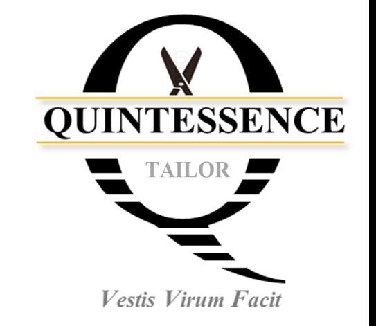 Quintessence Tailor